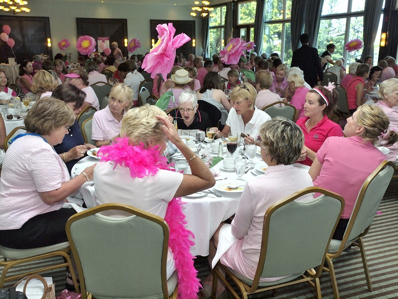 Ladies Golf Fore the Cure  04