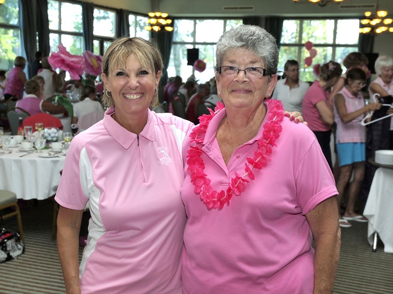 Ladies Golf Fore the Cure  08