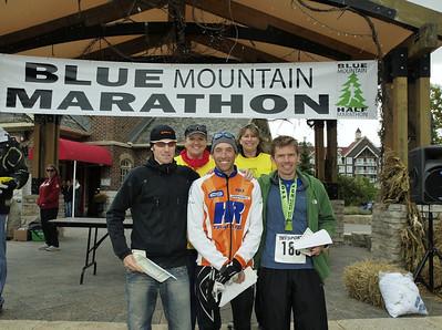 Blue Mountain Half Marathon & EN Cheque Presentation 017