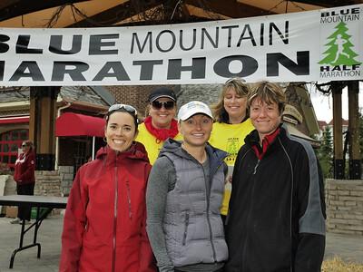 Blue Mountain Half Marathon & EN Cheque Presentation 016