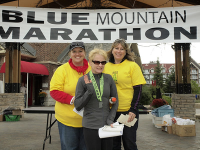Blue Mountain Half Marathon & EN Cheque Presentation 026