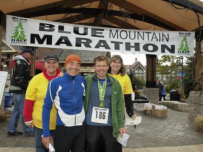 Blue Mountain Half Marathon & EN Cheque Presentation 028