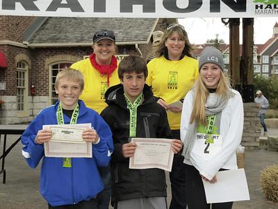 Blue Mountain Half Marathon & EN Cheque Presentation 024