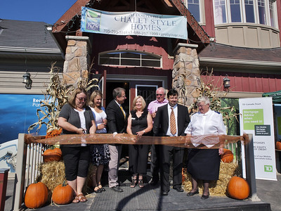 Pretty River Estates Relaunch and Ribbon Cutting 009