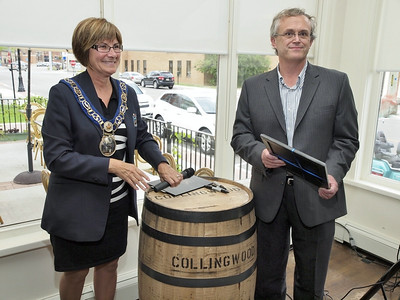 Collingwood Whisky Launch  17