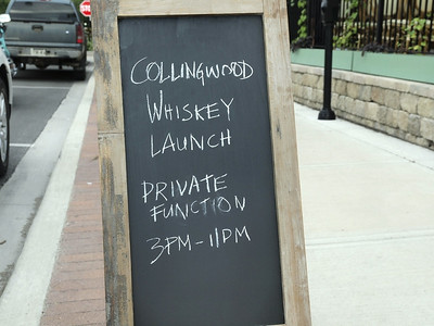 Collingwood Whisky Launch  03