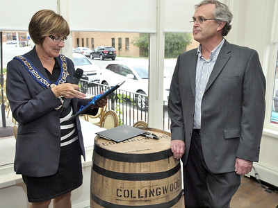 Collingwood Whisky Launch  15