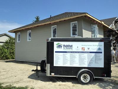 Habitat for Humanity House Dedication  01