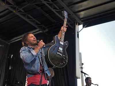Sam Roberts Band at Blue Mountain  16