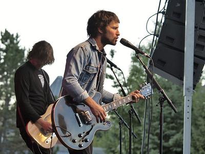 Sam Roberts Band at Blue Mountain  18