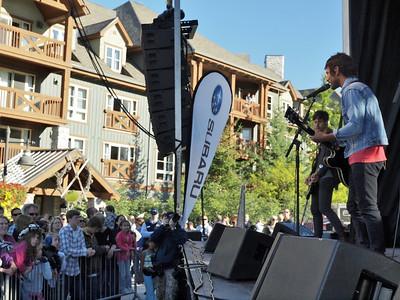 Sam Roberts Band at Blue Mountain  32