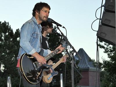Sam Roberts Band at Blue Mountain  20