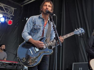 Sam Roberts Band at Blue Mountain  12