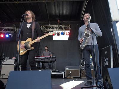 Sam Roberts Band at Blue Mountain  34