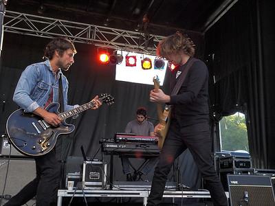 Sam Roberts Band at Blue Mountain  13