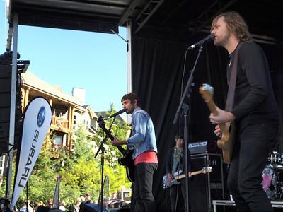 Sam Roberts Band at Blue Mountain  33