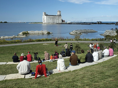 Shipyard Harbour Park Dedication  06