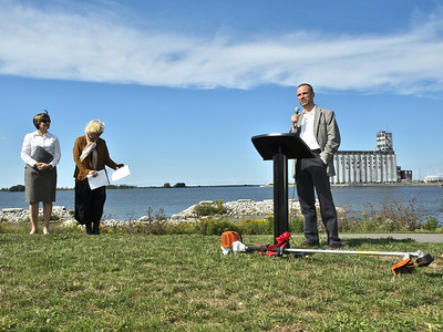 Shipyard Harbour Park Dedication  11