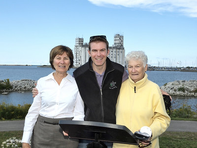 Shipyard Harbour Park Dedication  22