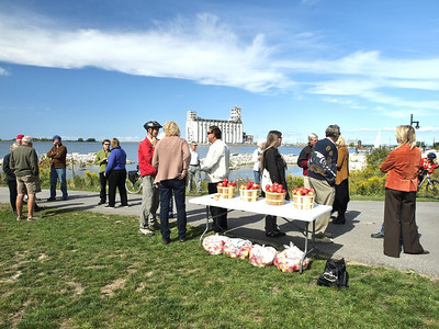 Shipyard Harbour Park Dedication  02