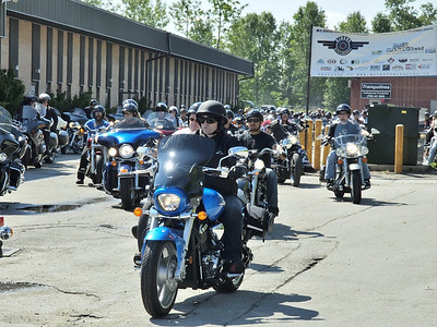 4th Annual Riders with a Message for Wounded Warriors 06