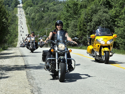4th Annual Riders with a Message for Wounded Warriors 11