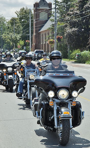 4th Annual Riders with a Message for Wounded Warriors 13