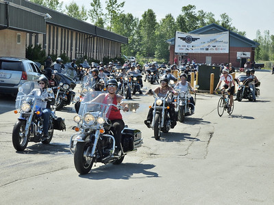 4th Annual Riders with a Message for Wounded Warriors 07