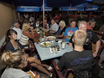Wasaga Beach Corvette Club Party at Boston Pizza 022