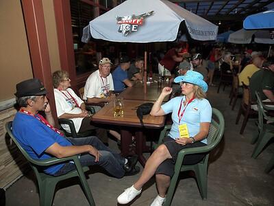 Wasaga Beach Corvette Club Party at Boston Pizza 017