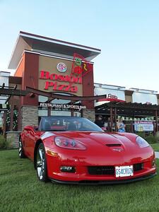 Wasaga Beach Corvette Club Party at Boston Pizza 004