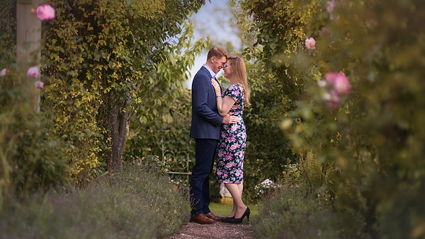 Georgina & Ian's Pre Wedding Shoot