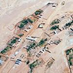 Small hamlet in the El M�nia district in Interior Algeria