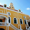 Fortkerk within Fort Amsterdam in Willemstad, Curaçao