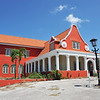 Old estate of Zeelandia on Curaçao
