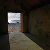Slave hut interior, Bonaire