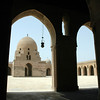Ibn Tulun mosque in Cairo, Egypt