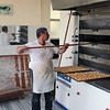 Family bakery on Tinos island, Greece
