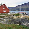 Qeqertarsuaq Museum on Disko Island, west Greenland