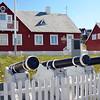 Aasiaat Museum in west Greenland