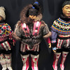 Inuit costumes in Greenland National Museum in Nuuk, Greenland