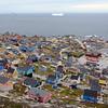 Village of Upernavik, northwest Greenland