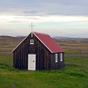 Christian chapel in southern Iceland