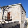 Traditional villa on the island of Stromboli, Italy