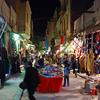 Shopping street in the medina of Tripoli, Libya