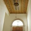Entrance to old mansion in the medina of Tripoli, Libya