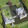 Heeswijk castle in Brabant, The Netherlands