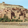 Kasbah of Ait Benhaddou in the southern foothills of the Atlas Mountains, Morocco
