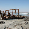Shipwreck on the Skeleton Coast, Namibia