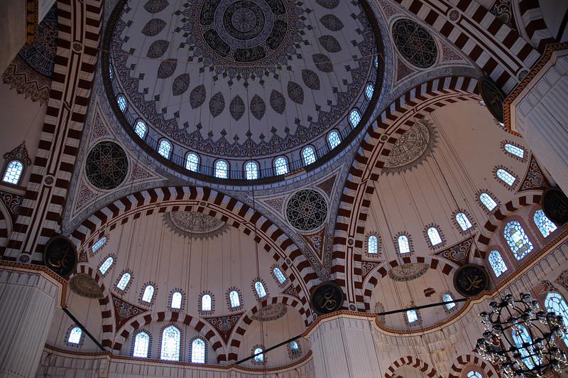 Shezade Mehmet mosque in Istanbul, Turkey